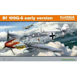 Eduard Profipack 1:48 - Bf 109G-6 Early Version