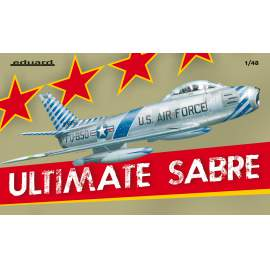 Eduard 1:48 Ultimate Sabre (limited edition)