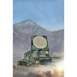 Trumpeter 1:35 MPQ-53 C-Band Tracking Radar