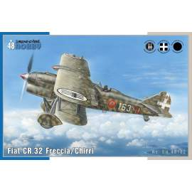 Special Hobby 1:48 Fiat CR.32 Chirri (ex Classic Airframe)