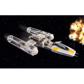 Revell easy kit - Star Wars - Y-Wing Fighter