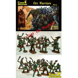 Caesar Miniatures 1:72 - Orc Warriors Set 2