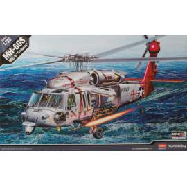 Academy 1:35 USN MK-60S Helicopter ´HSC-9 Trouble Shooter´