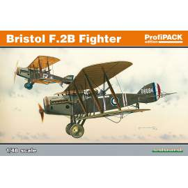 Eduard Profipack 1:48 - Bristol Fighter