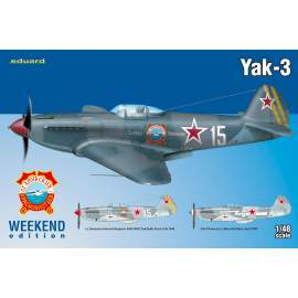 Eduard Weekend 1:48 - Yak-3