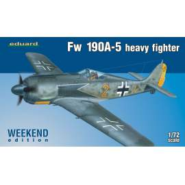 Eduard Weekend 1:72 - Fw 190A -5 Heavy Fighter