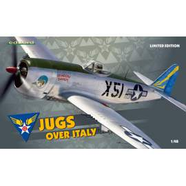 Eduard 1:48 - Republic P-47D Thunderbolt, Jugs over Italy (Limited Edition)