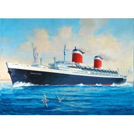 Revell 1:600 SS United States