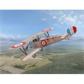 "Special Hobby 1:48 Nieuport X ""Two Seater"""