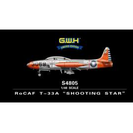 "Great Wall Hobby - 1:48 RoCAF T-33A ""Shooting Star"""