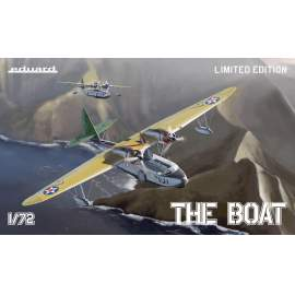 Eduard 1:72 The Boat (JRS-1 amphibian limited edition)