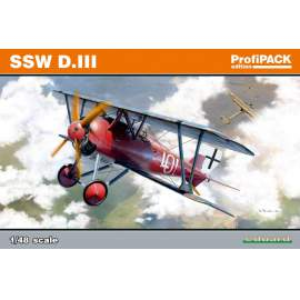 Eduard Profipack 1:48 SSW D. III (reedition)