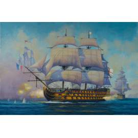 Revell 1:450 Admiral Nelson Flagship (HMS Victory)