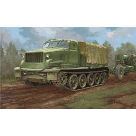 Trumpeter 1:35 AT-T Artillery Prime Mover