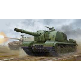 Trumpeter 1:35 Soviet JSU-152K Armored Self-Propelled Gun