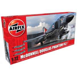 Airfix 1:72 McDonnell Douglas FG.1 Phantom - Royal Navy