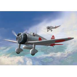 Wingsy Kits 1:48 IJN Type 96 carrier-based fighter II A5M2b (late version)