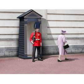 Revell 1:16 Queen´s Guard