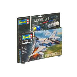 Revell 1:72 F-4J Phantom II Model-Set