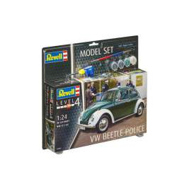Revell 1:24 VW Beetle Police