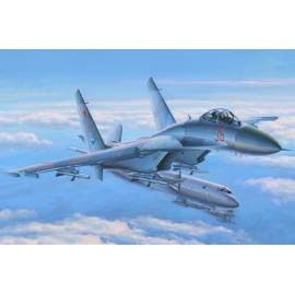 Hobbyboss 1:48 Su-27 Flanker Early