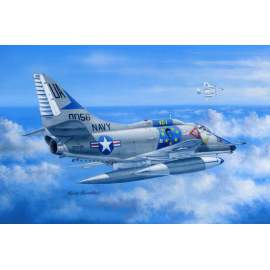 Hobbyboss 1:48 A-4E Sky Hawk
