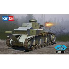Hobbyboss 1:35 Soviet T-18 Light Tank MOD1930