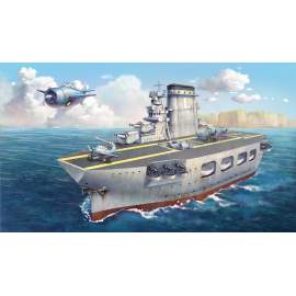 Meng Model - Warship Builder- Lexington