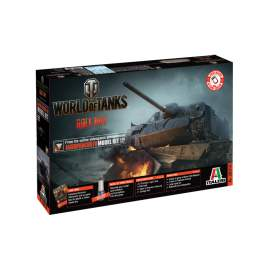 Italeri 1:35 World Of Tanks - Jagdpanzer IV