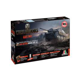 Italeri 1:35 World Of Tanks - 38t Hetzer