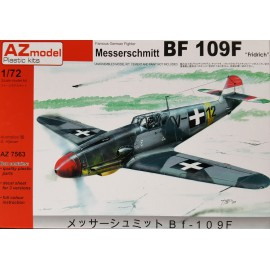 AZ Model 1:72 Messerschmitt BF109F (Friedrich)