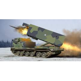 Trumpeter 1:35 M270/A1 Multiple Launch Rocket System- Finland/Netherlands