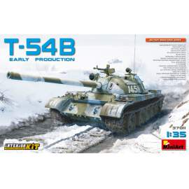 Miniart - 1:35 Soviet Medium Tank T-54B (Early Production) Interior Kit