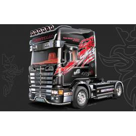 "Italeri 1:24 Scania 164L Topclass ""Showtrucks"""