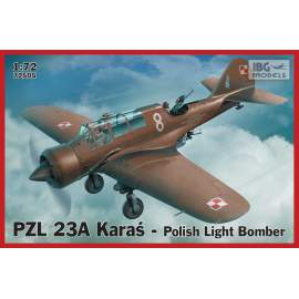 IBG Model 1:72 PZL. 23A Karaś - Polish Light Bomber