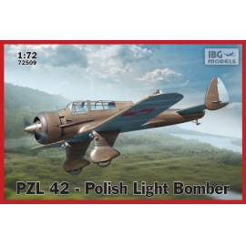 IBG Model 1:72 PZL. 42 - Polish Light Bomber