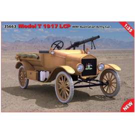 ICM 1:35 Model T 1917 LCP, WWI Australian Army Car