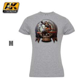"AK T-shirt ""M"" (Women)"