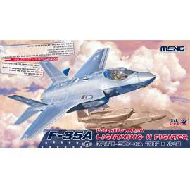 Meng Model 1:48 F-35A Lockheed Martin Lightning II