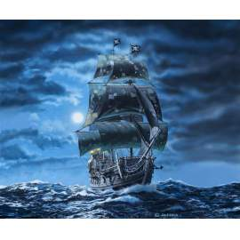 Revell 1:72 Black Pearl (Limited edition)