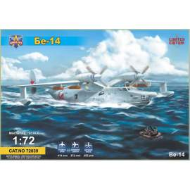 Modelsvit 1:72 Beriev Be-14 all-weather SAR flying boat