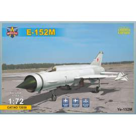 Modelsvit 1:72 Ye-152M Heavy interceptor prototype