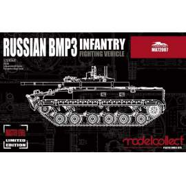 Modelcollect 1:72 Russian BMP3 infantry fighting vehicle (limited edition)