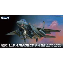 Great Wall Hobby 1:72 USAF F-15E In action of OEF & OIF
