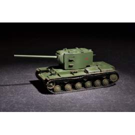 Trumpeter 1:72 Russian KV-2 with 107mm zis-6