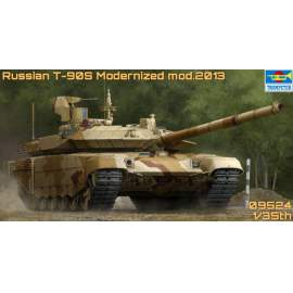 Trumpeter 1:35 Russian T-90S MODERNISED (Mod2013)