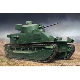 Hobbyboss 1:35 Vickers Medium Tank MK II