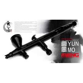Meng Model - YUN MO 0.2/0,3mm High Precision Airbrush