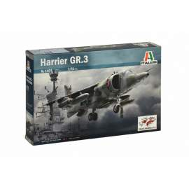 Italeri 1:72 BAe Harrier GR.3 Falklands