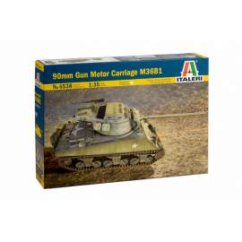 Italeri 1:35 M36B1 Tank destroyer